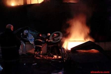 5 قتلى و20 جريحا بإنفجار دراجة نارية مفخخة على حاجز لفتح الشام في ادلب