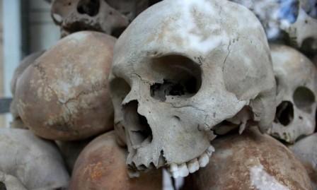 إسبانيا: العثور على عشرات الأدمغة البشرية داخل مقبرة جماعية