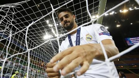 هل يفقد ريال مدريد إيسكو؟