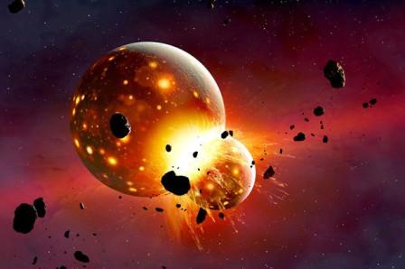 لن نعيش بعد هذا التاريخ.. العلماء يحددون موعد سقوط القمر على الأرض!