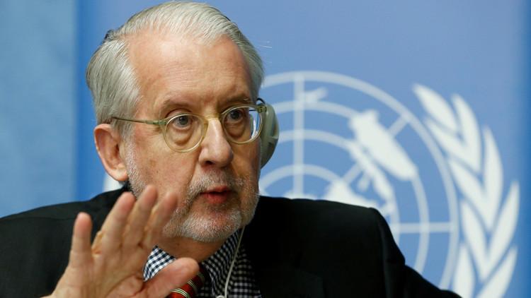 اللجنة الدولية المستقلة: لا اثباتات حتى الآن على مسؤولية دمشق عن الهجوم على خان شيخون