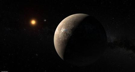 كوكب جديد يشبه الارض!