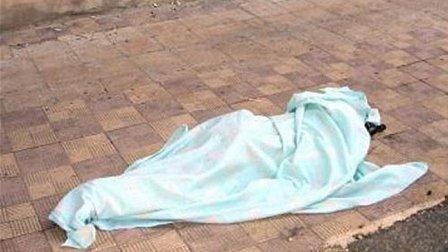عُثر عليها جثة على الطريق العام في الصويري
