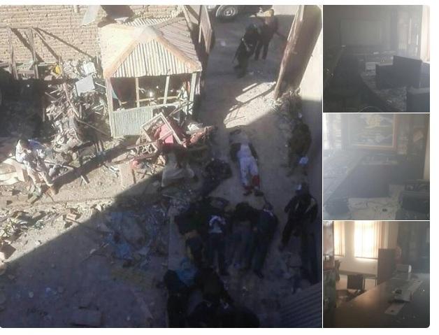 مقتل وإصابة العشرات بتفجير وسط كابل