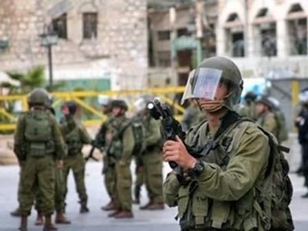القوات الاسرائيلية تطلق النار على فلسطيني بجنوب نابلس