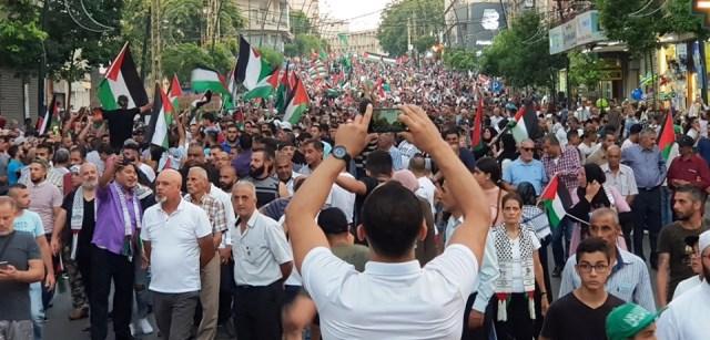 النادي الثقافي الفلسطيني في الجامعة الأميركية في بيروت يرد على مقدمة نشرة اخبار ال LBCI