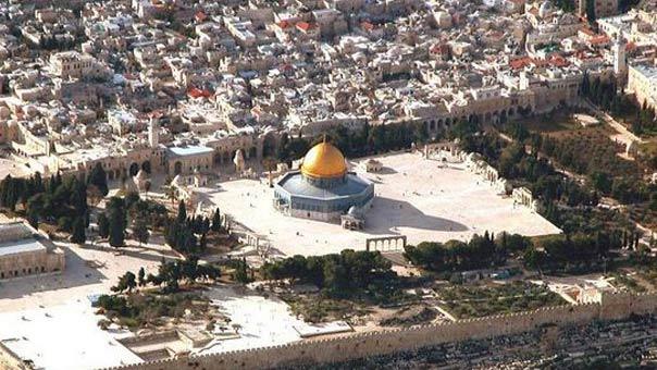 مشكلة واسمها القدس