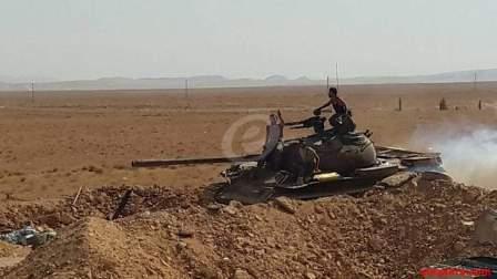 الجيش السوري وحزب الله سيطروا على جرود البريج بالقلمون الغربي