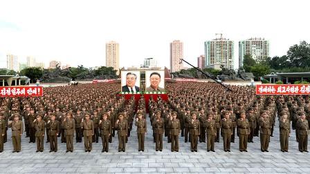 كوريا الشمالية تحشد ملايين المتطوعين للتصدي لأمريكا