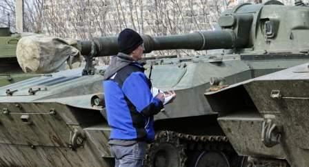 روسيا تدعو أوكرانيا لعدم استخدام الاحتجاجات بكييف للتصعيد في دونباس