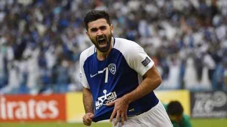 لاعب سوري يتوّج بلقب هداف دوري أبطال آسيا