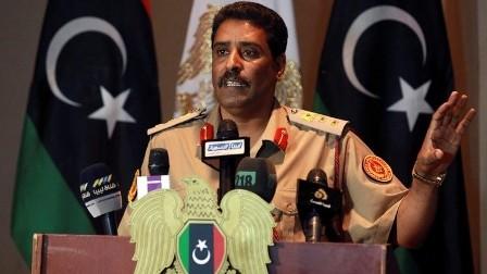المتحدث باسم الجيش الليبي: قطر وتركيا والسودان دعمت الإرهاب في ليبيا
