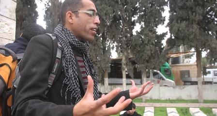 الشهيد باسل الأعرج ... المقاومة فكرة وممارسة
