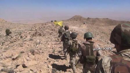 اجراءات للجيش في المواقع المواجهة لوادي حميد