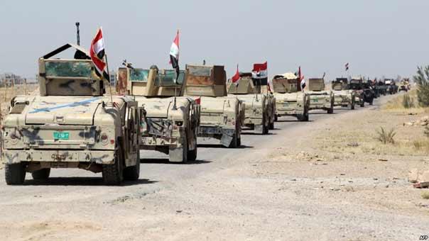 اهم ما انجزه الجيش العراقي والحشد الشعبي في عملية #تلعفر