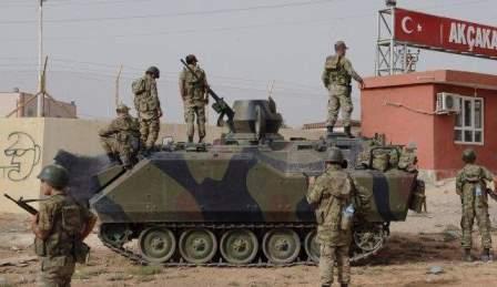 دخول مجموعة استطلاع تركية إلى إدلب برفقة جبهة النصرة