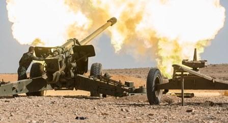 الجيش السوري يتقدم باتجاه خان شيخون بريف إدلب