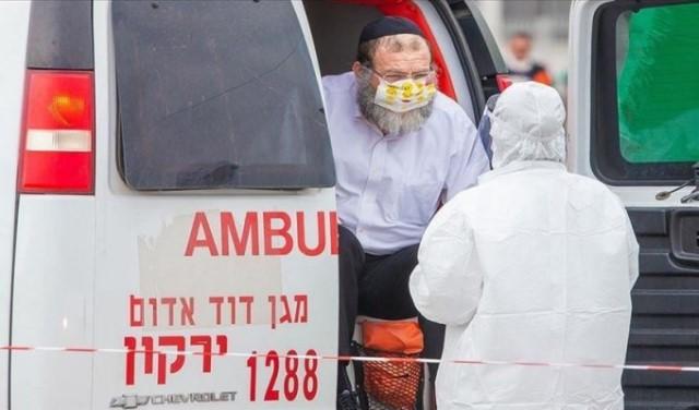 ارتفاع عدد المصابين من جنود العدو الاسرائيلي بكورونا الى 203