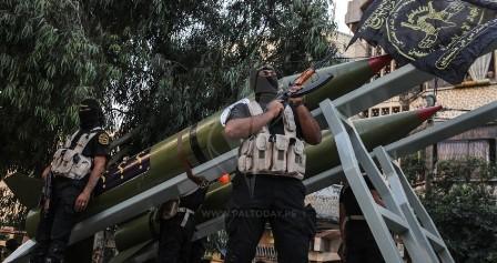 الغرفة المشتركة لفصائل المقاومة تدرس توسيع دائرة الرد على العدوان الإسرائيلي بشكل غير مسبوق