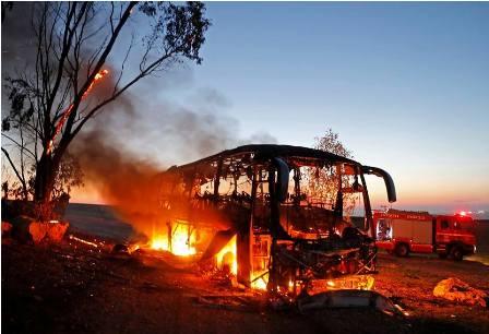 المقاومة تستهدف جيباً عسكرياً شمال غزة