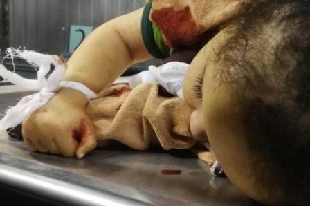 غزة:  غرفة العمليات المشتركة: كتائب القسام وسرايا القدس تعلنان استهداف ناقلة جند إسرائيلية شرق المحافظة الوسطى