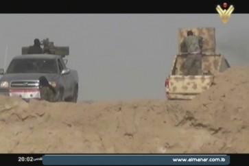 الجيش السوري وحلفاؤه يفكّون حصار مطار دير الزور العسكري