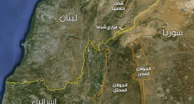 جيش العدو ركز خيمتين في محيط موقع رمثا المشرف على مزرعة بسطرة