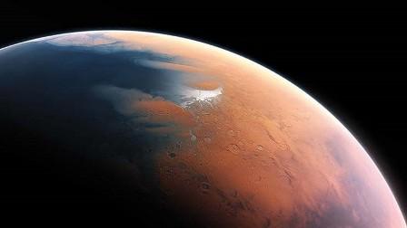 العلماء يؤكدون وجود محيط عملاق على سطح المريخ قديما