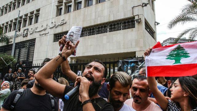 في كيف أديرت عملية النهب والافتراس في لبنان