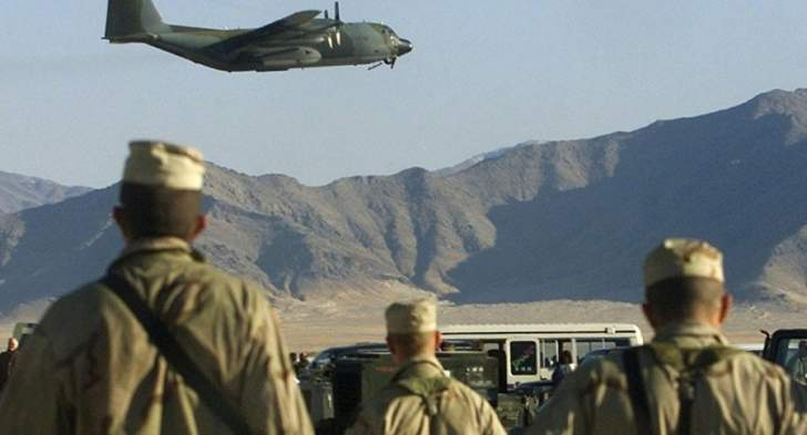 الجيش الأميركي نقل جنودا وقطعا عسكرية من جنوب الموصل للأنبار