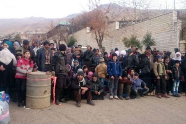 السحايا.. موت بطيء يصيب مضايا بريف دمشق