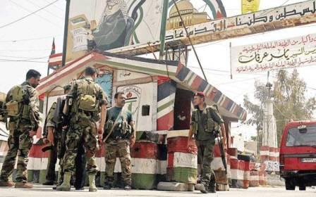 من هو الارهابي خالد السيد؟ من يغطيه؟ لمصلحة من؟