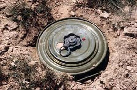 اصابة لبناني جراء انفجار لغم اسرائيلي في خراج بلدة يارون