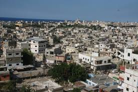 إنسحاب عناصر حماس من حي الطيري في مخيم عين الحلوة