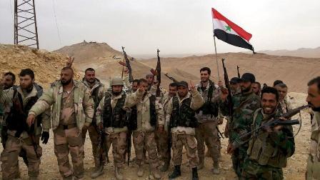 الجيش السوري يعلن عن تصفية قيادات أردنية وسعودية في حمص وحماة