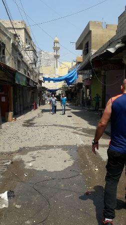 مبادرة فلسطينية جديدة لوقف اطلاق النار في مخيم عين الحلوة