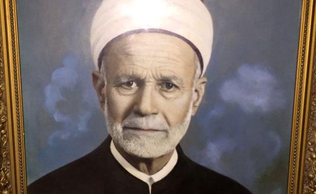 عن المفتي السني المقاوم بهاء الدين الزين.. زوج ابنه لمارونية وابنته لشيعي