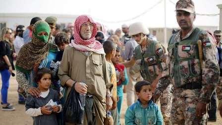 الصفدي: محادثات أردنية أمريكية روسية حول مخيم الركبان