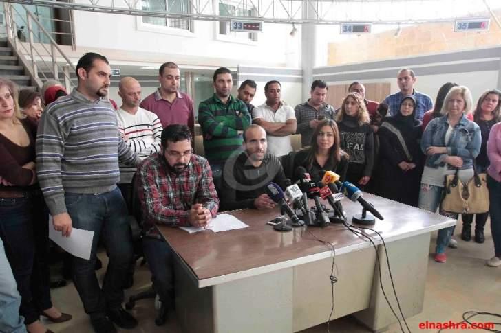 لجنة المياومين بكهرباء لبنان: كلام أبي خليل هو من ضرب للقانون رقم 287