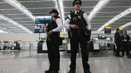 تحذيرات في مطارات ومنشآت نووية بريطانية..