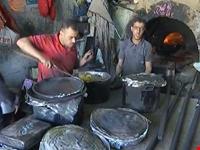 بالفيديو: أبو نعيم الفرّان يجعل من رمضان في غزة موسماً خاصاً