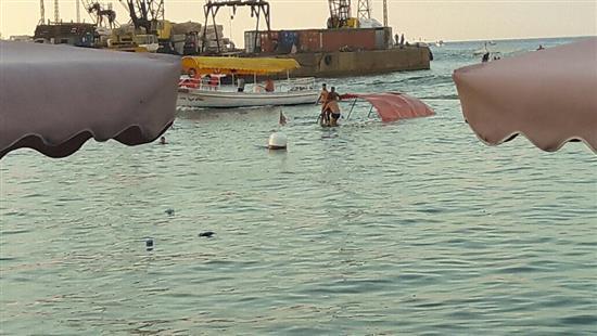 التداعيات السلبية لحادثة غرق المركب السياحي في صيدا تتفاعل في المدينة