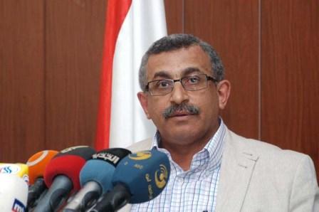 أسامة سعد يشدد على تنفيذ الاتفاق حول مخيم عين الحلوة،  ويستهجن غياب الحكومة عن معاناة  صيدا والمخيم