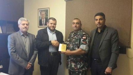 حزب الله يكرم الجمعيات الأهلية في صيدا