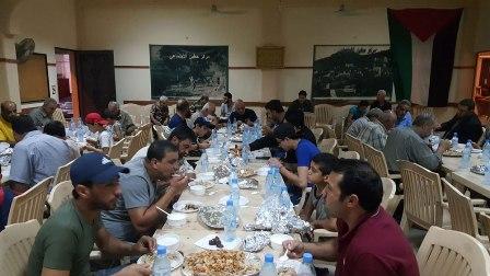 حركة حماس تقيم سلسلة إفطاراتها الرمضانية في منطقة صيدا ومخيماتها وإقليم الخروب