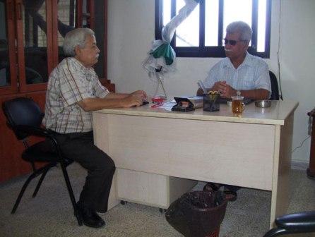 اللجنة الشعبية لمنظمة التحرير في مخيم عين الحلوة في خدمة الجميع