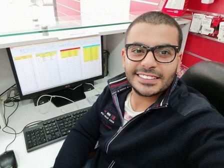 محمد عوض.. لبنان يمنح مخترعاً فلسطينياً براءة إختراعٍ عن جهازٍ بمجال الاتصالات