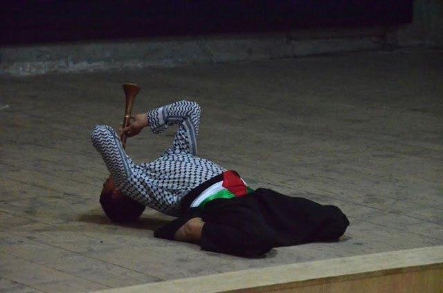 بالصور... منظمة الشبيبة الفلسطينية ومركز التضامن الإجتماعي-نواة- يحييان ذكرى النكبة التاسعة والستين