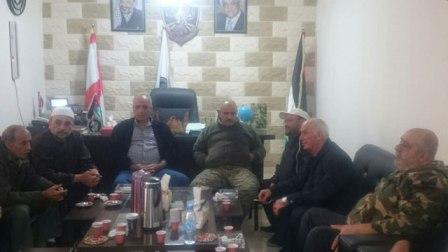 الأمن الوطني يقيم مأدبة غداء عن روح الشهيد الرمز ياسر عرفات في الذكرى 13 لاستشهاده