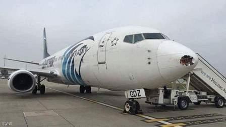 هبوط طائرة ركاب فرنسية اضطراريا بالقاهرة بسبب وعكة صحية لأحد الركاب